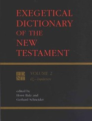 Exegetical Dictionary of N.T., Volume 2