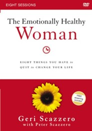 Emotionally Healthy Woman DVD Only