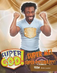 VBS 2017 Super God! - Super Me! Super-Possibility! - Teen Bible Leader with Music CD