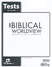 BJU Press Biblical Worldview Tests (KJV Edition)