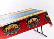 VBS 2017 Hero Central: Discover Your Strength in God! - Tablecloth