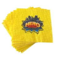 VBS 2017 Hero Central: Discover Your Strength in God! - Napkins (Pkg of 12)
