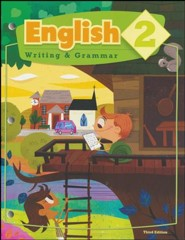 English, Writing & Grammar Grade 2 Student Worktext (3rd Edition)