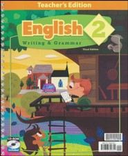 English Grade 2 Teacher's Edition (Book & CD-ROM; 3rd Edition)