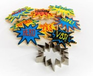 Hero Central VBS Craft: Hero Cookie Cutter               Hero Cookie Cutter