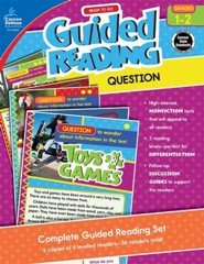 Ready to Go Guided Reading: Question, Grades 1-2