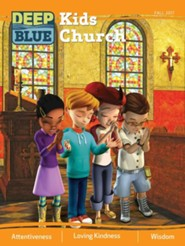 Deep Blue: Kids Church, Fall 2017