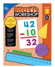 Math Workshop, Grade 2: A Framework for Guided Math and Independent Practice