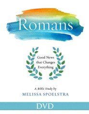 Romans: Good News That Changes Everything DVD
