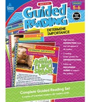 Ready to Go Guided Reading: Determine Importance, Grades 5 & 6