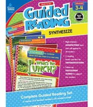 Ready to Go Guided Reading: Synthesize, Grades 3 & 4