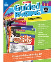 Ready to Go Guided Reading: Synthesize, Grades 5 & 6