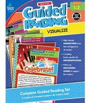 Ready to Go Guided Reading: Visualize, Grades 1 & 2