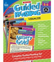 Ready to Go Guided Reading: Visualize, Grades 5 & 6