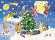 Angels Advent Calendar  -     By: Andrea Schraml