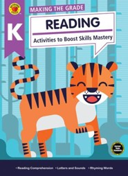 Making the Grade Reading, Grade K
