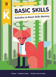 Making the Grade Basic Skills, Grade PreK
