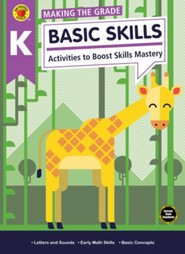 Making the Grade Basic Skills, Grade K