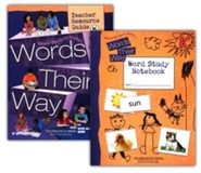 Words Their Way Grade K Homeschool Bundle