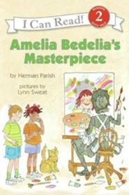 Amelia Bedelia's Masterpiece  -     By: Herman Parish     Illustrated By: Lynn Sweat