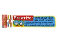 Dr. Seuss Writing Tips Mini Bulletin Board Set