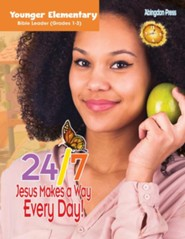 24/7 VBS: Younger Elementary Bible Leader (Grades 1-3)