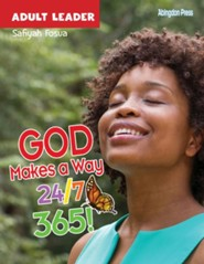 24/7 VBS: Adult Bible Leader with Music CD