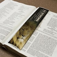 Be Strong & Courageous, Joshua 1:9 Bookmark