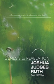 Joshua, Judges, Ruth - Participant Book (Genesis to Revelation Series)