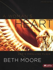 A Woman's Heart: God's Dwelling Place,  Member Book, Updated