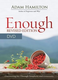 Enough: Discovering Joy through Simplicity and Generosity, DVD