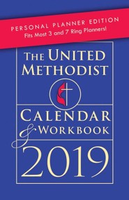 The United Methodist Calendar & Workbook - 2019, Personal Planner Edition