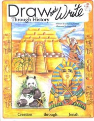Draw and Write Through History Ages 8-12
