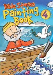 Bible Stories Painting Book 4