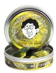 Super Oil Slick Super Illusions Putty