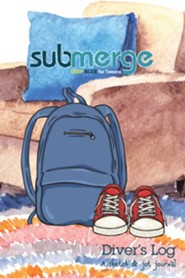 Submerge Diver's Log: A Sketch & Jot Journal, Fall2018 - Summer 2019