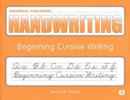 Original Handwriting: Beginning Cursive Writing (Book D, Grade 3)