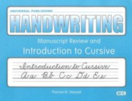 Original Handwritting: Intro to Cursive (Book MC, Grade 2)