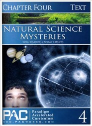 Natural Science Mysteries Student Text, Chapter 4