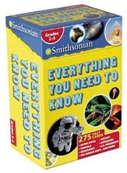 Smithsonian Everything You Need to Know: Grades 2-3