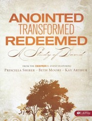 Anointed, Transformed, Redeemed--Member book