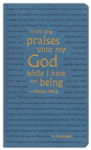A Journal: Psalms (Compact)