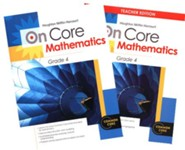 On-Core Mathematics Grade 4 Bundle