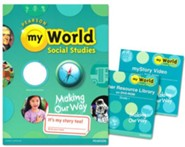 myWorld Social Studies Grade 1 Homeschool Bundle
