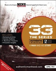 33 The Series: A Man and His Story, Member Book