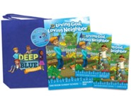 Deep Blue Connects: One Room Sunday School Kit, Summer 2020