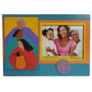 Four Generations Of Women Photo Frame, 4 x 4