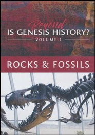 Beyond Is Genesis History? Vol. 1: Rocks and Fossils, DVD