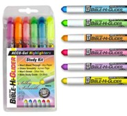 Marcadores y resaltadores<br />Markers & Highlighters
