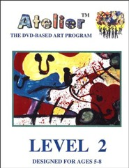 DVD-Based Art Lesson Modules Level 2C